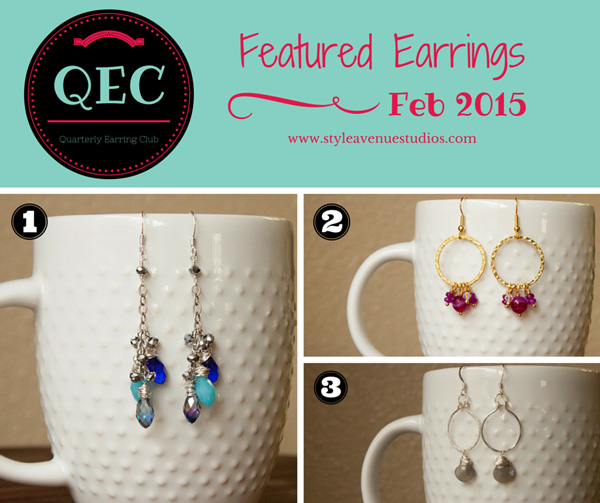 Earring club handmade QEC