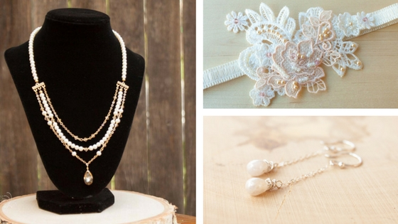 Handmade Bridal Jewelry