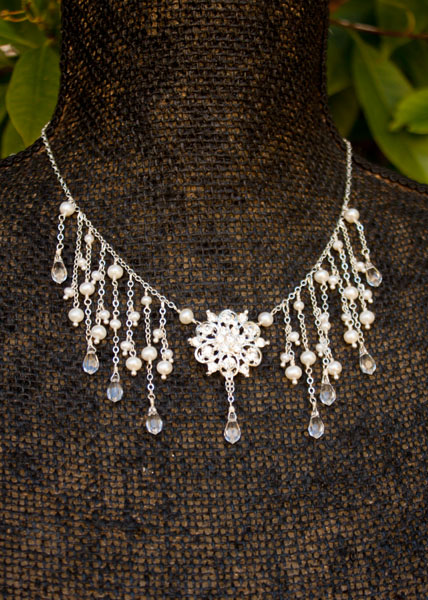 Custom Made bridal jewelry