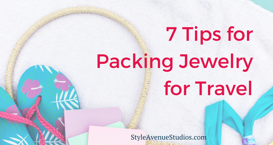 packing jewelry tips