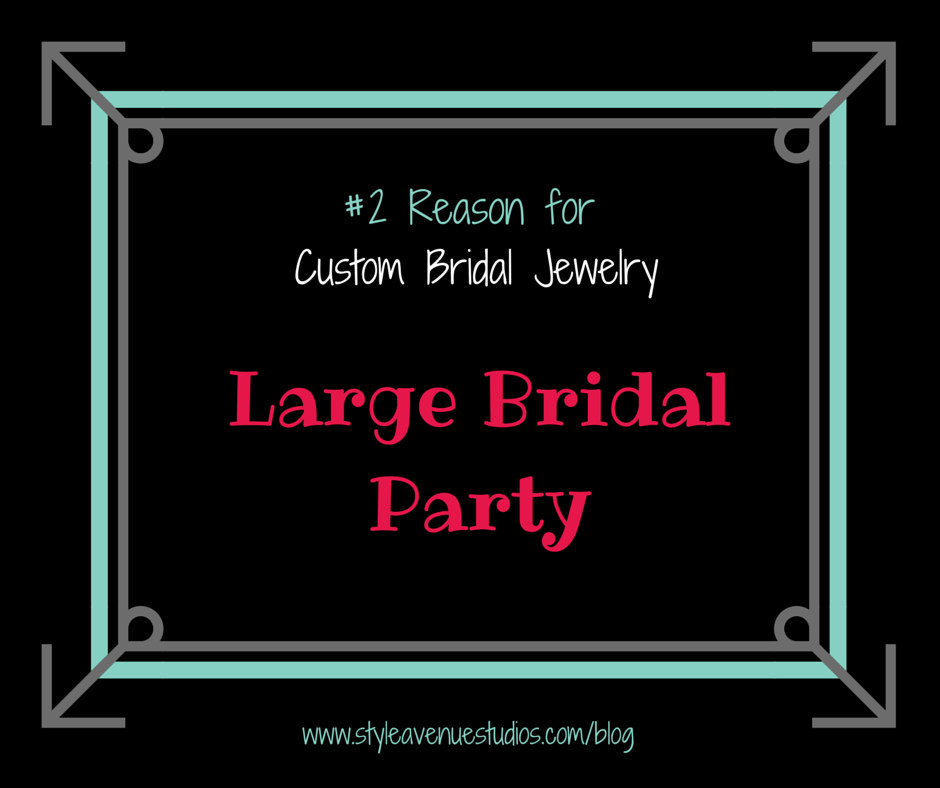bridal party, bridesmaids gifts, bridal jewelry
