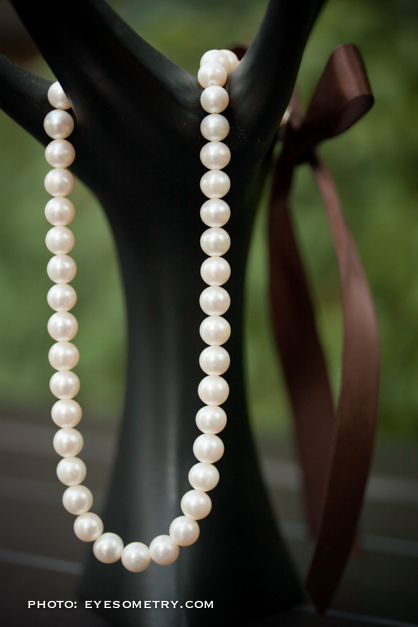 Bridal Pearl Necklace Sacramento