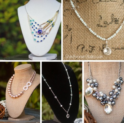 Jewelry Styles Necklaces