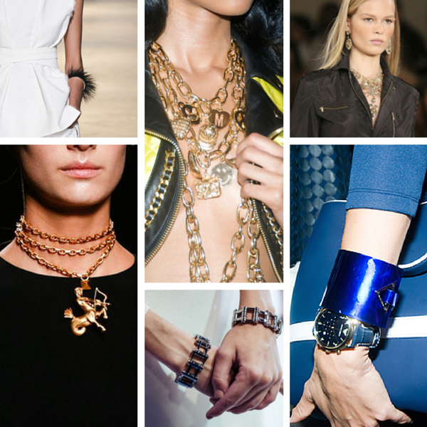Jewelry Trends 2015 Spring
