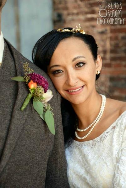 pearl bridal necklace