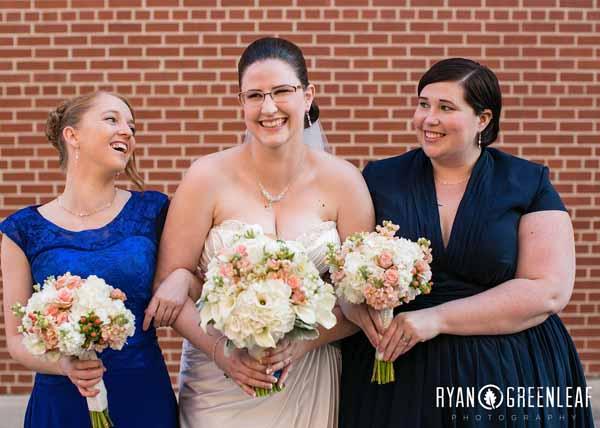 Bride and Bridesmaid Jewelry