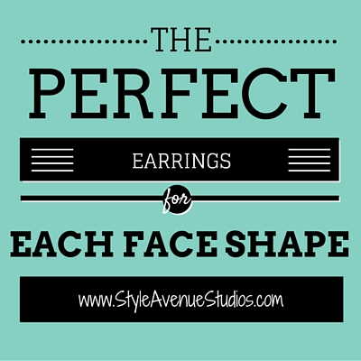 How to choose earring base on your face shape