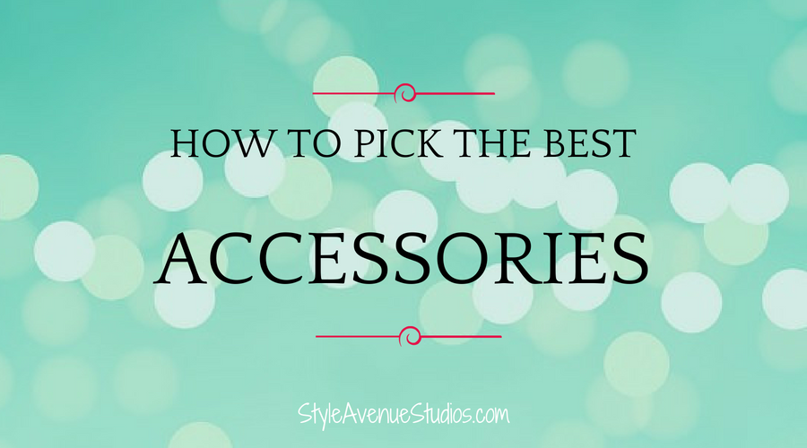 tips to accessorize
